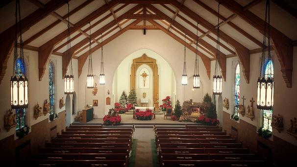 St. Joseph Catholic Church Olney, Illinois Liturgy Ministry