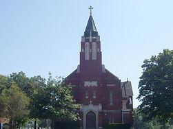 Holy Cross Wendelin