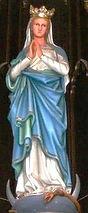 Holy Cross Virgin Mary