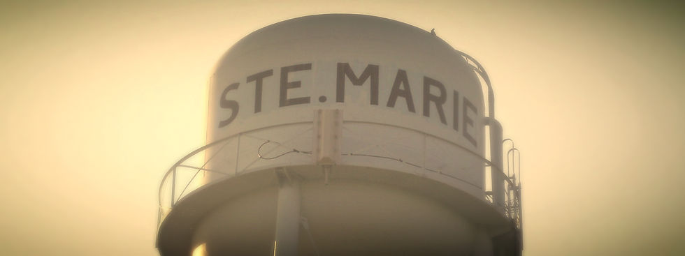 Ste. Marie Water Tower