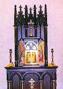 Holy Cross Tabernacle