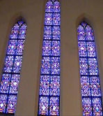 Holy Cross Windows