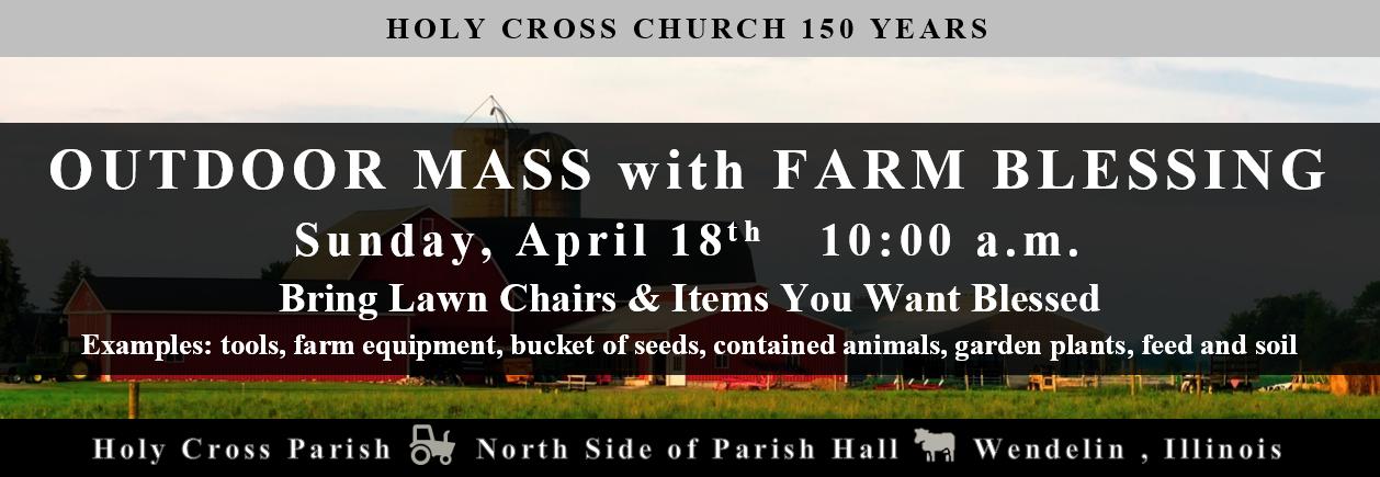2021 Farm Blessing
