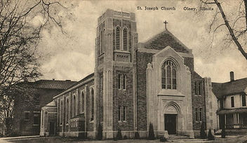 St. Joseph Catholic Church Olney, Illinois