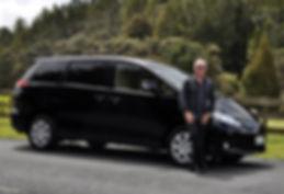 Auckland chauffeur