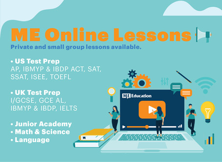 Feeling stuck in your studies at home😖? Let ME online learning help you💪!