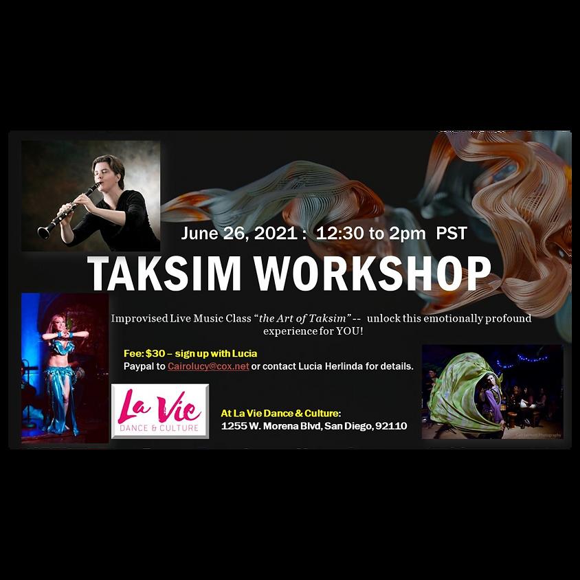 Taksim Workshop