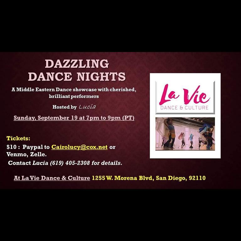 Dazzling Dance Nights Student Showcase