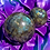 Thumbnail: Labradorite New Moon Wishing Spheres For Intentions And 3rd Eye Vision