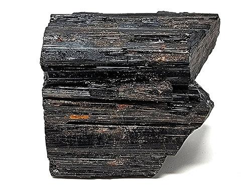 Natural Black Tourmaline - Protection, Grounding, Calming