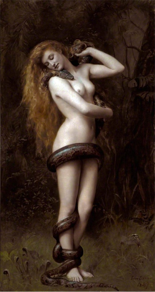 The Goddess Lilith