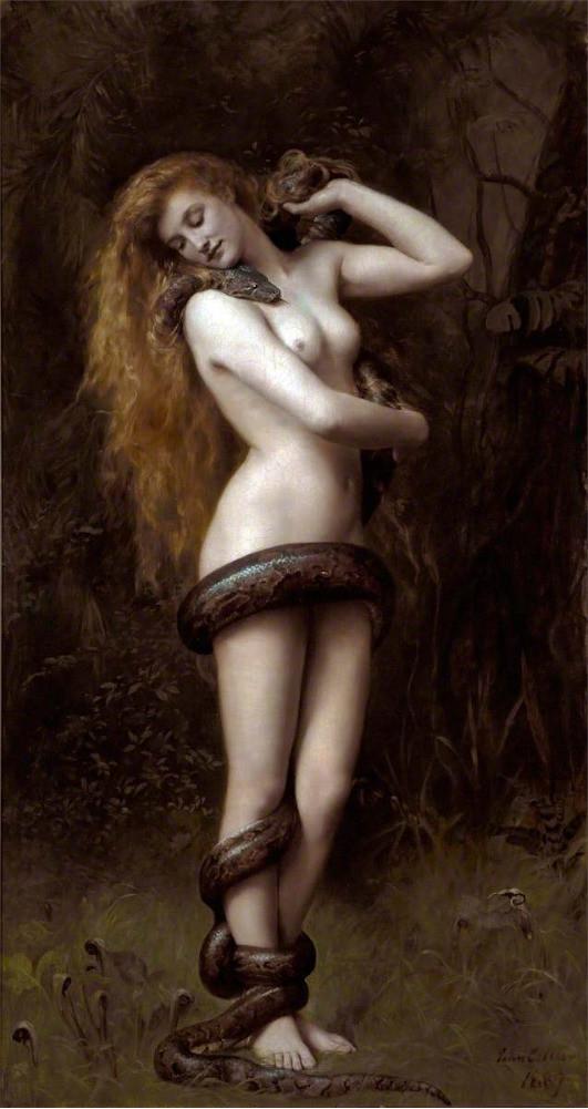 The Goddess Lilith