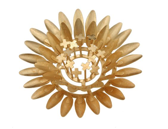 Marlene True Daybloom Brooch
