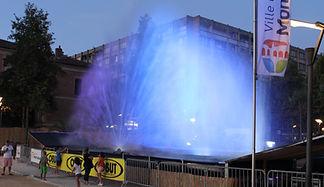 la merveille des eaux water screen