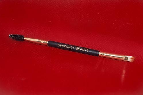 Dual-sided Brow Brush