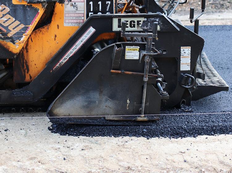 עבודות עפר ואספלט