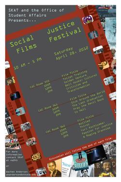 Social Justice Films Festival
