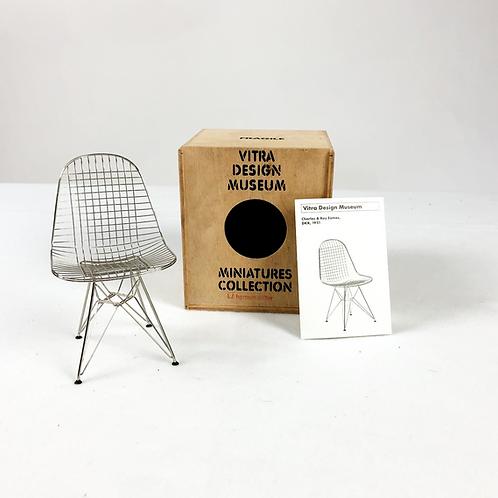 Eames DKR Wire Chair Miniature