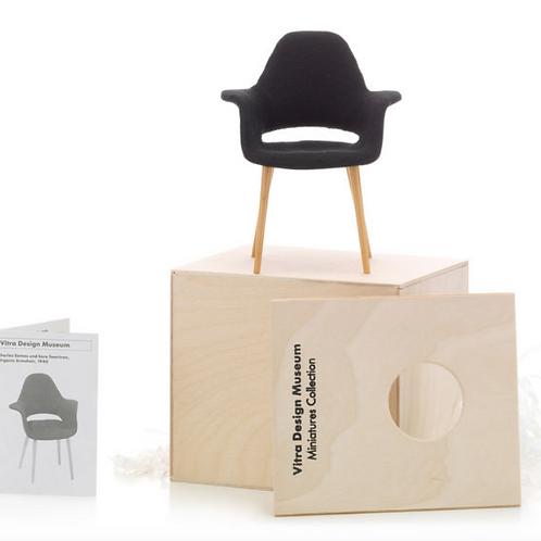 Eames/Saarinen Organic Chair 1940 Mini