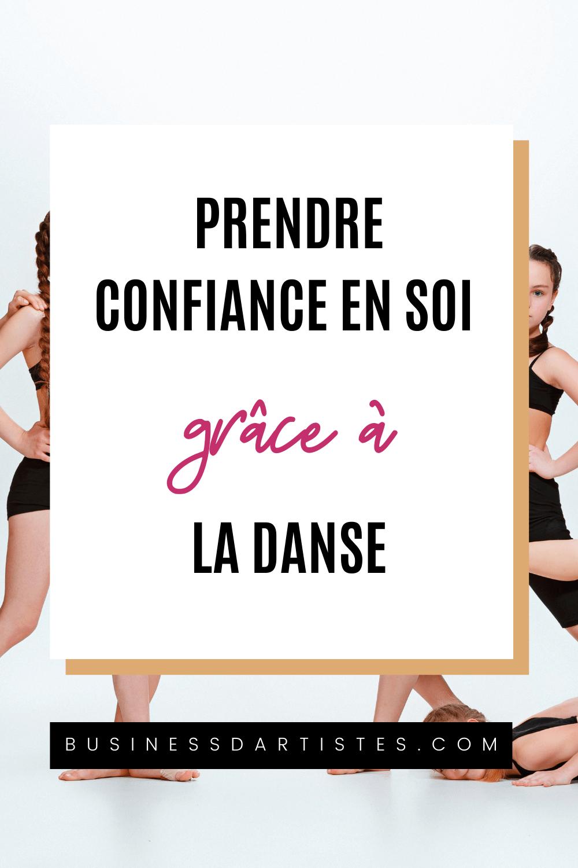 danse, confiance en soi, développent personnel