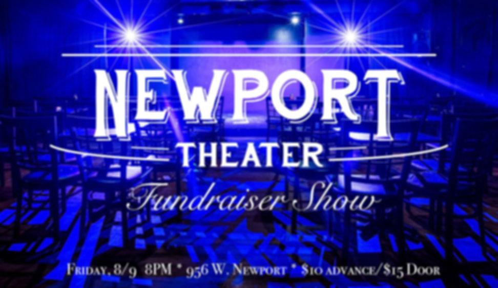 Newport Theater Fundraiser