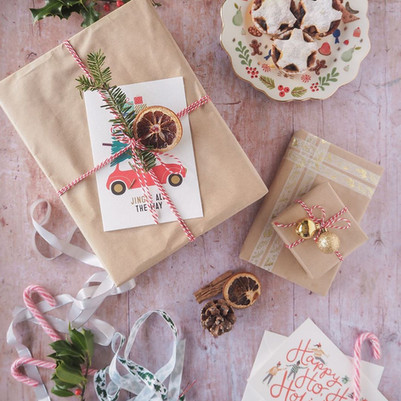 5 tips for a plastic-free Christmas