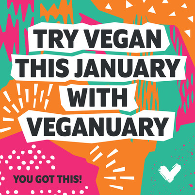 5 Tips For Your First Veganuary
