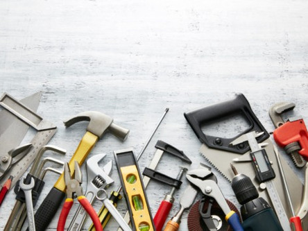 MUST HAVE TOOLS FOR HOMEOWNERS