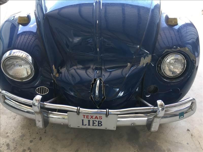 Sad Volkswagen