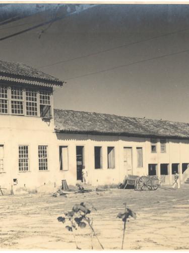 Foto histórica da serraria