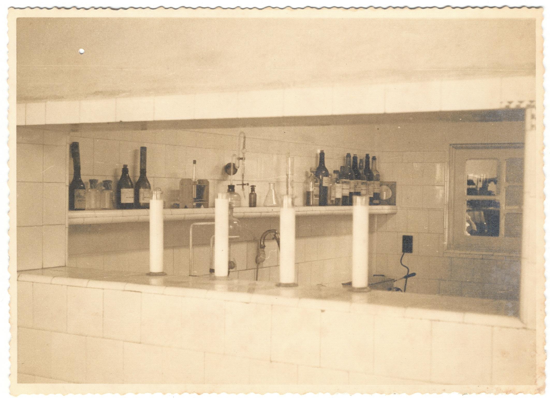 Laticínio laboratório