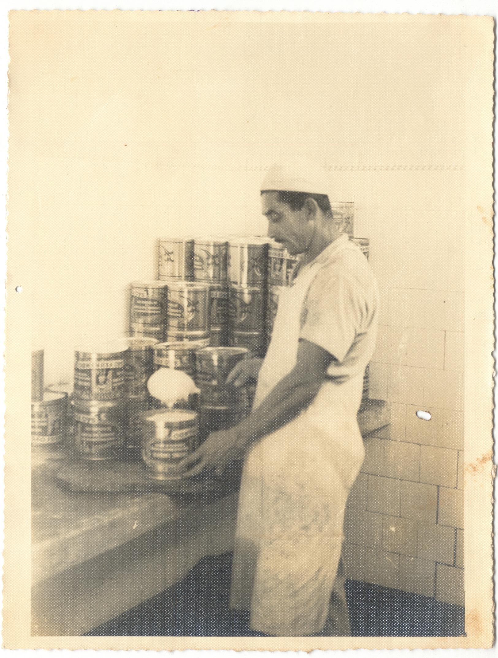Fábrica de manteiga