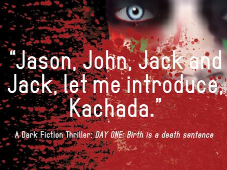 A New Dark Fiction Thriller