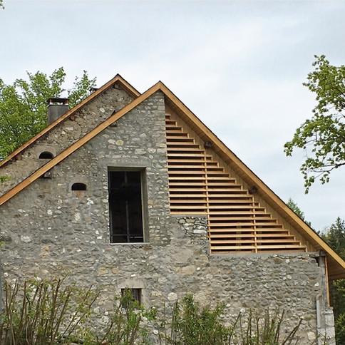 Grange / Barn conversion