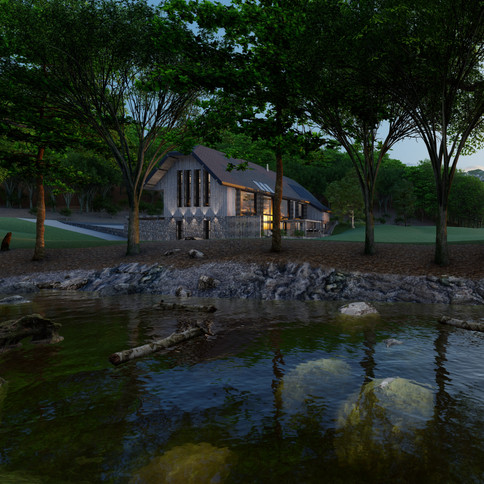 Barn Conversion - Parc des Bauges