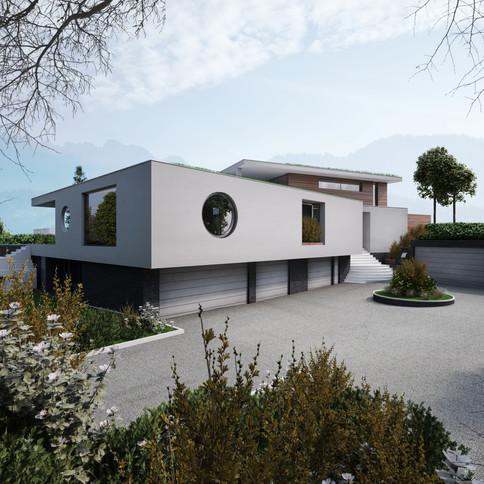 Maison V | The V House