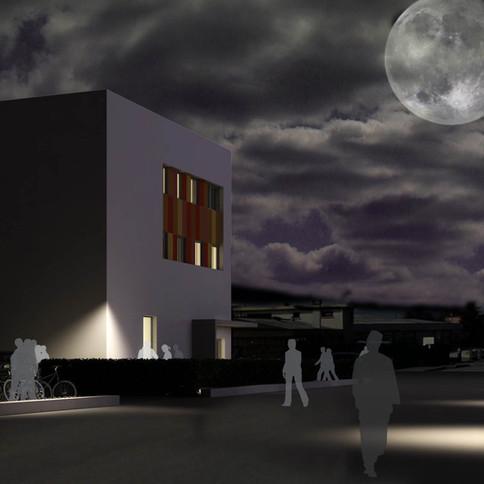 Centre culturel | Cultural centre