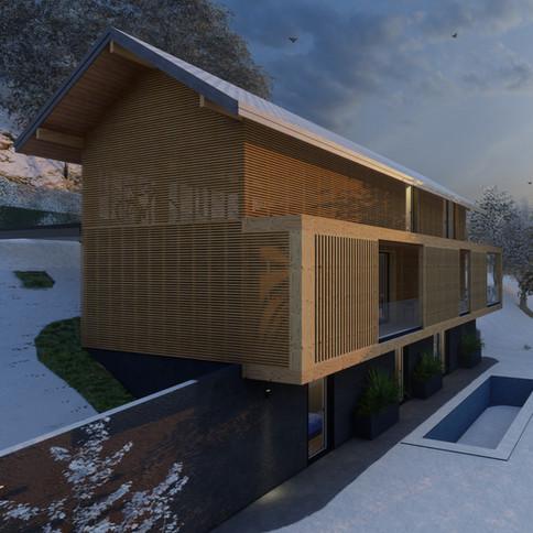 The KB House
