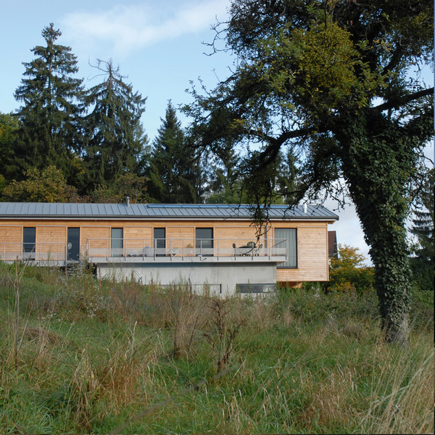 Maison F | The F House