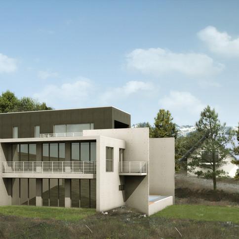 Maison L | The L House