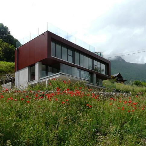 Maison I | The I House