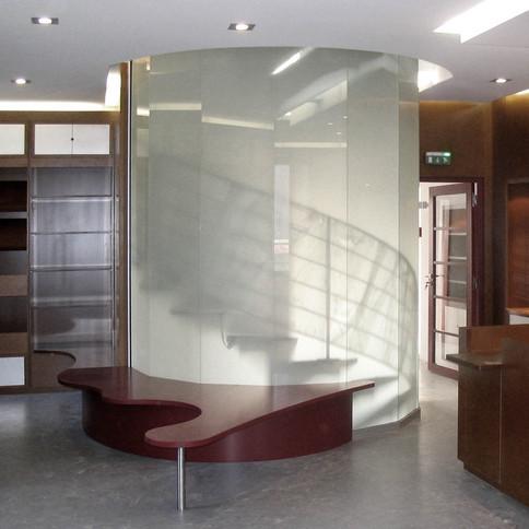Bibliothèque Hauteville | Library Hauteville