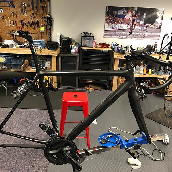 Upgrade project.jpg Cannondale SuperSix.