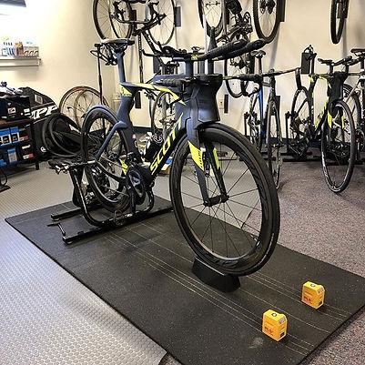 Bike Fit complete! Happy owner.jpg This