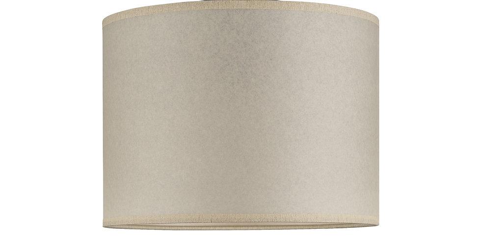 Lámpara de techo (plafón) Taiko 1CP Gris