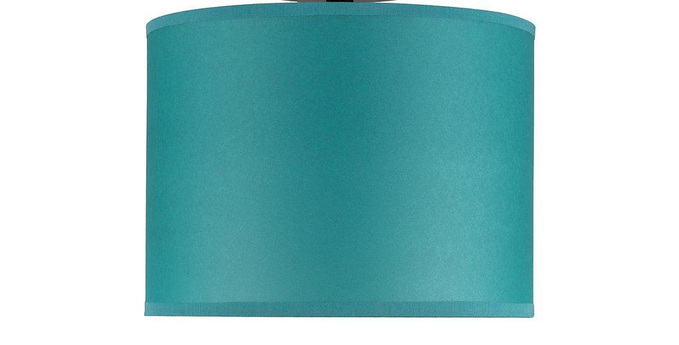 Lámpara de techo (plafón) Taiko 1CP Turquesa