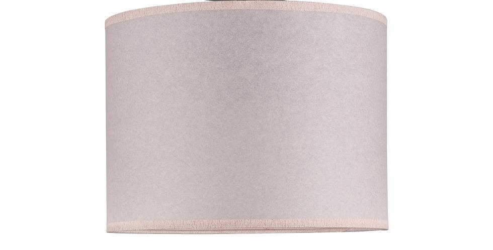 Lámpara de techo (plafón) Taiko 1CP Rosa claro