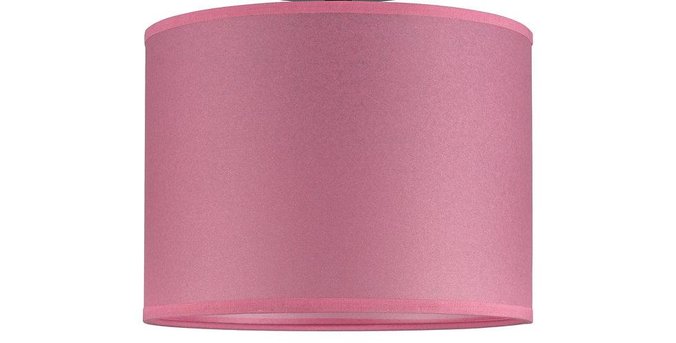 Lámpara de techo (plafón) Taiko 1CP Rosa