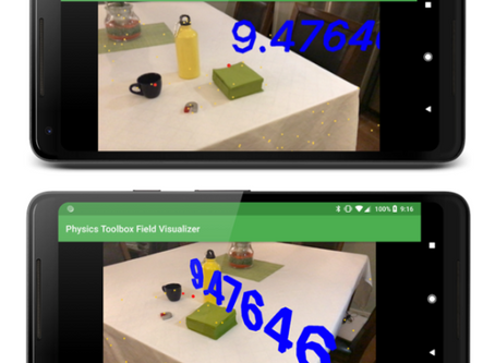 Comparing Google ARCore and Apple ARKit