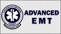 Adanced EMT course